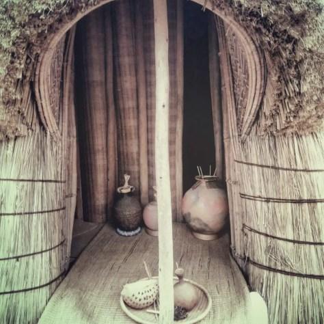 Alcohol Hut, King's Palace Museum, Nyanza, Rwanda