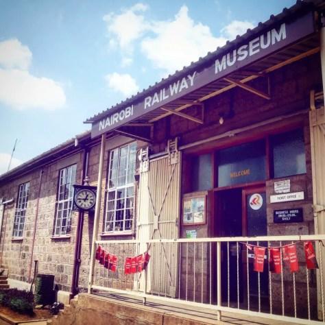 The Nairobi Railway Museum