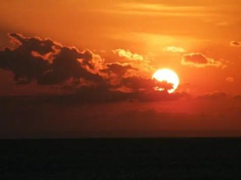 Sunset at the Africa House Hotel, Zanzibar, Tanzania