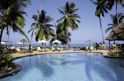 Bagamoyo Hotels: Bagamoyo Beach Resort