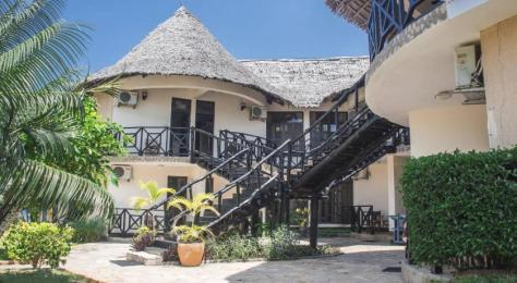Bagamoyo Hotels: Millenium Sea Breeze Resort Bagamoyo