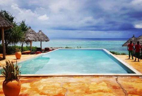 Matemwe hotels: Swimming Pool Kasha Boutique Hotel