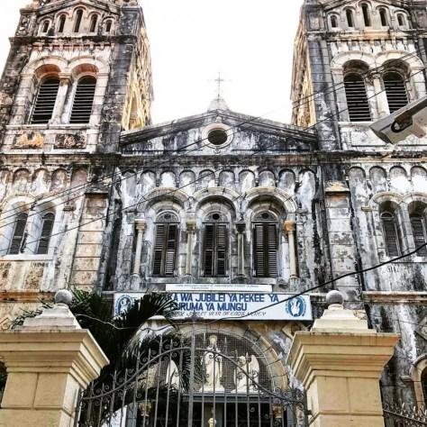 St. Joseph's Cathedral in Stone Town, Zanzibar