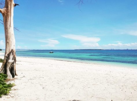 Mudya Island, Dar es Salaam, Tanzania