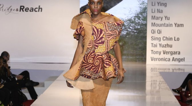 International Young Fashion Designers Showcase Tour in Dar es Salaam