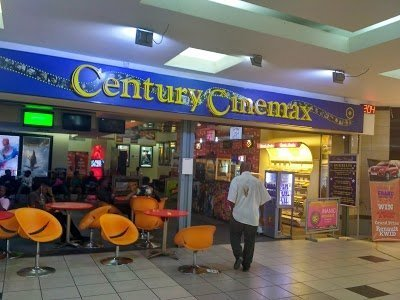 Century Cinemax Mlimani City Ticket Prices vary by day