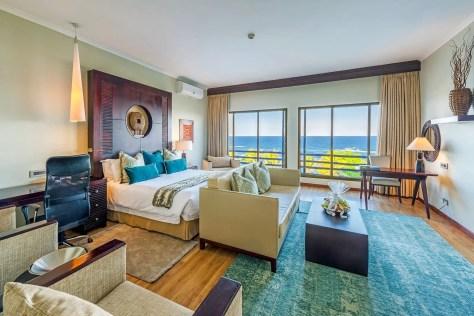 Hotels in Dar es Salaam: Executive suite at Sea Cliff Hotel Dar es Salaam