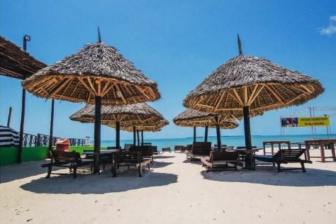 Hotels in Dar es Salaam: Jangwani Sea Breeze Resort