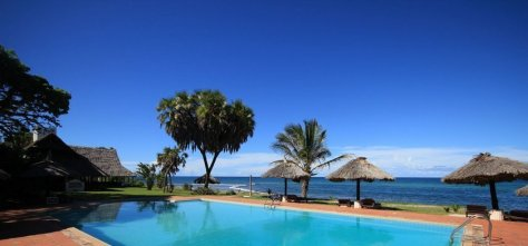 Hotels in Dar es Salaam: Paillotes at Amani Beach