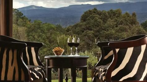 Zebar Mount Kenya Safari Hotel, Kenya