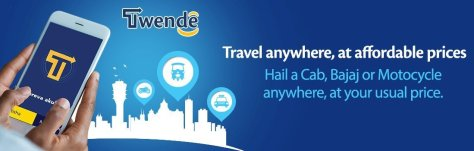 Twende app by Tigo