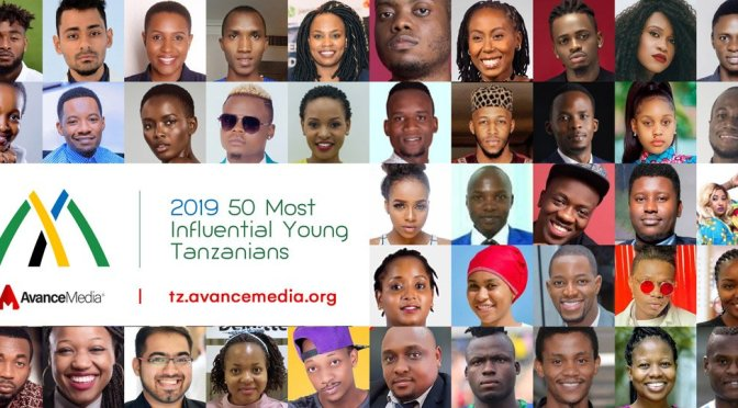 Millard Ayo and 49 Other Most Influential Young Tanzanians