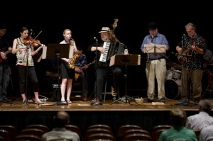 03 - ChickenFat Klezmer Orchestra at Make Music Chicago
