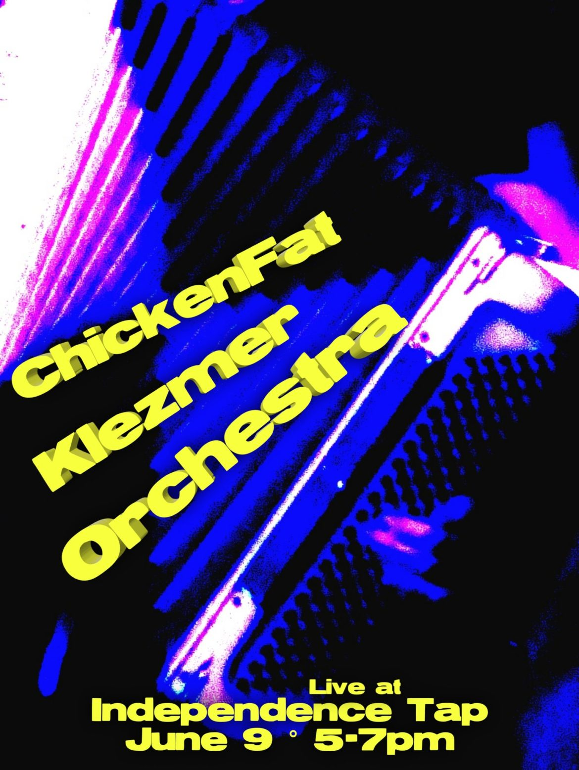 ChickenFat Klezmer Orchestra at Independence Tap June 9, 2019