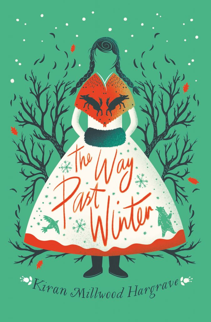 Image result for The way past winter / Kiran Millwood Hargrave.
