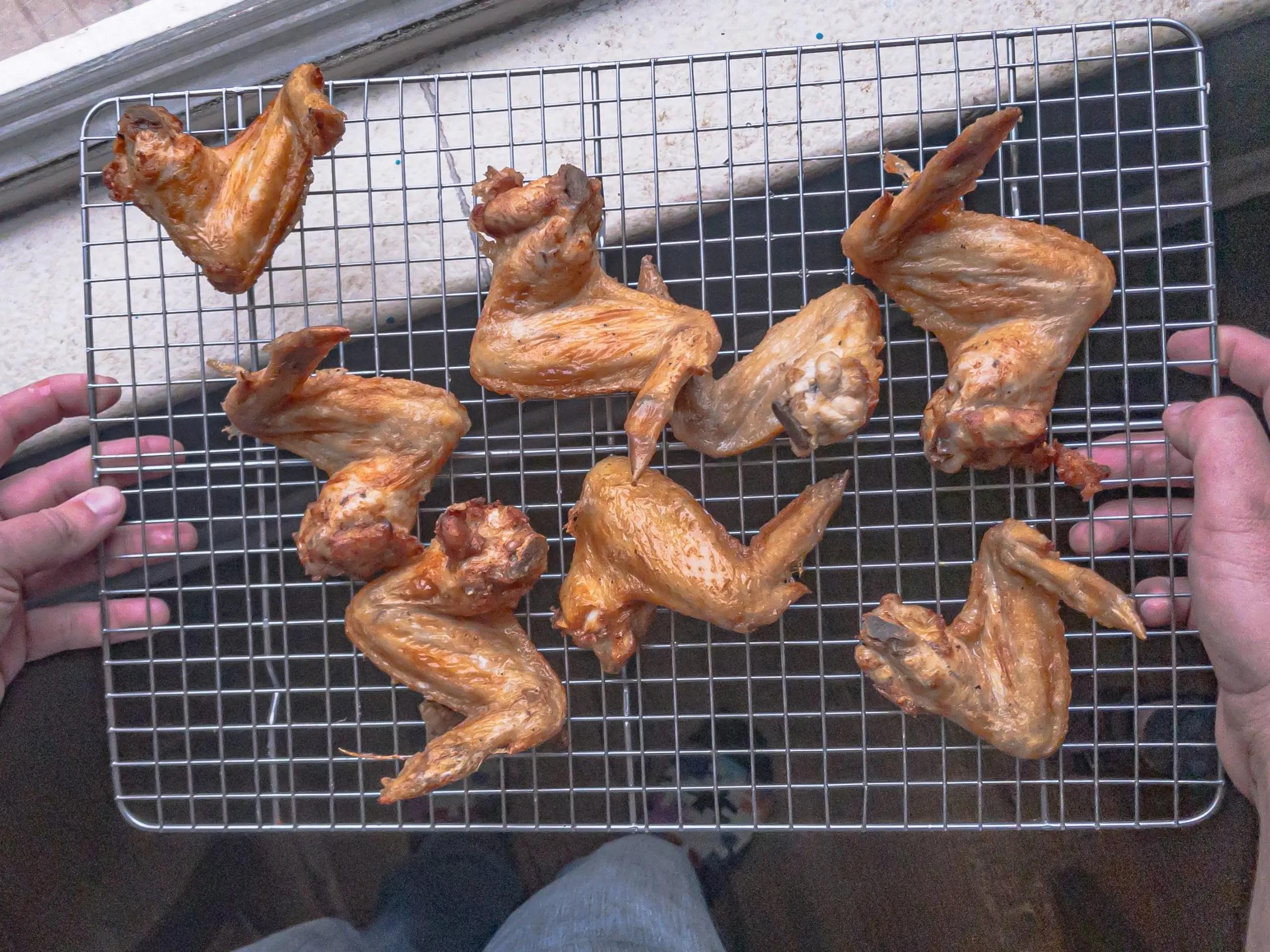 Unforgettable Teriyaki Chicken Wings 5