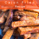 3 Ingredient Cajun Fries