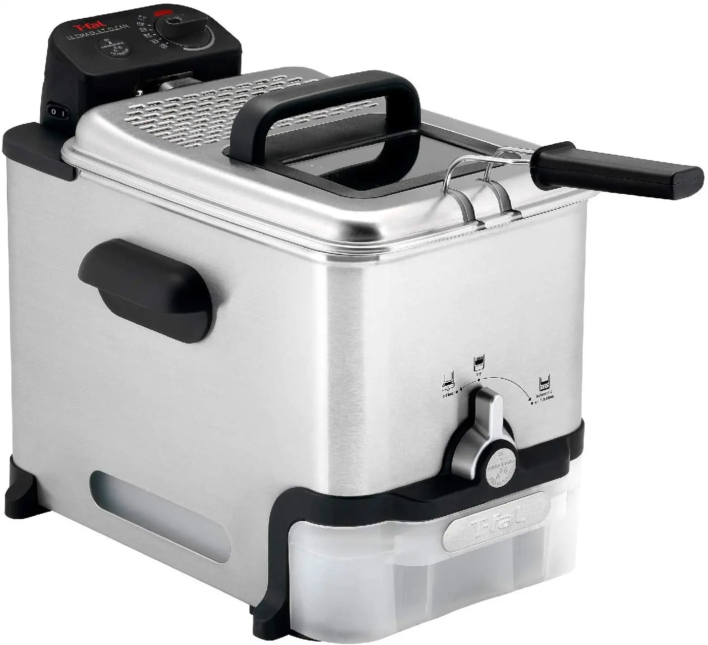 T-fal 3.5 L Easy to Clean Deep Fryer