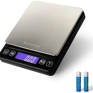 Precise Digital Kitchen Scale 500 g