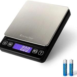 Precise Digital Kitchen Scale 500 g
