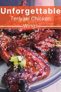 Unforgettable Teriyaki Chicken Wings 1