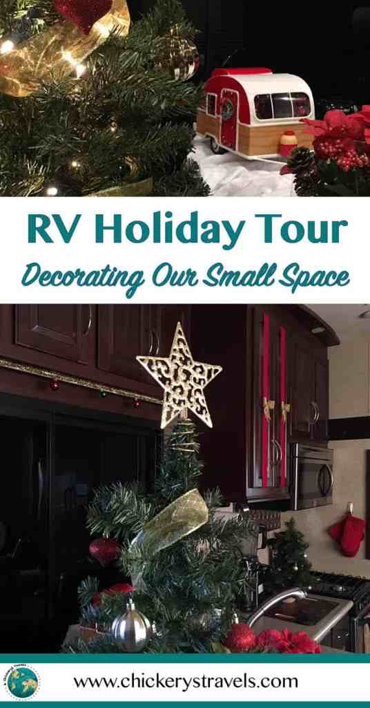 see how you can decorate your rv for the christmas holidays whether you have a
