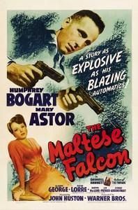 Maltese Falcon 198x300 - Arty Chick's Seven Flicks: Week 13