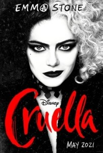 Cruella poster 203x300 - Review: Cruella