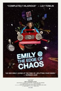 EmilyatEdgeofChaos 2025x3000 202x300 - Quickie Review: Emily @ the Edge of Chaos