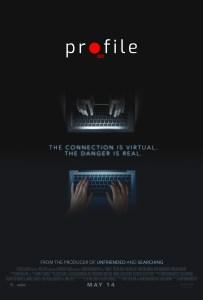 Profile poster 203x300 - Review: Profile
