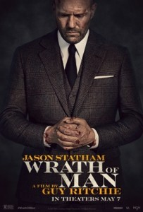 wrath of man poster 203x300 - Review: Wrath of Man