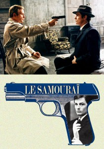 le samourai 210x300 - Arty Chick's Seven Flicks: Week 14