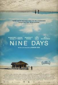Nine Days poster 203x300 - Review: Nine Days