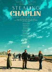 Stealing Chaplin Poster 2 218x300 - Review: Stealing Chaplin