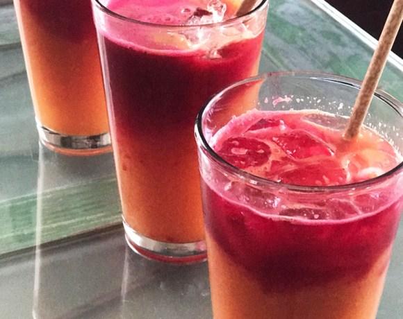 sunrise juice