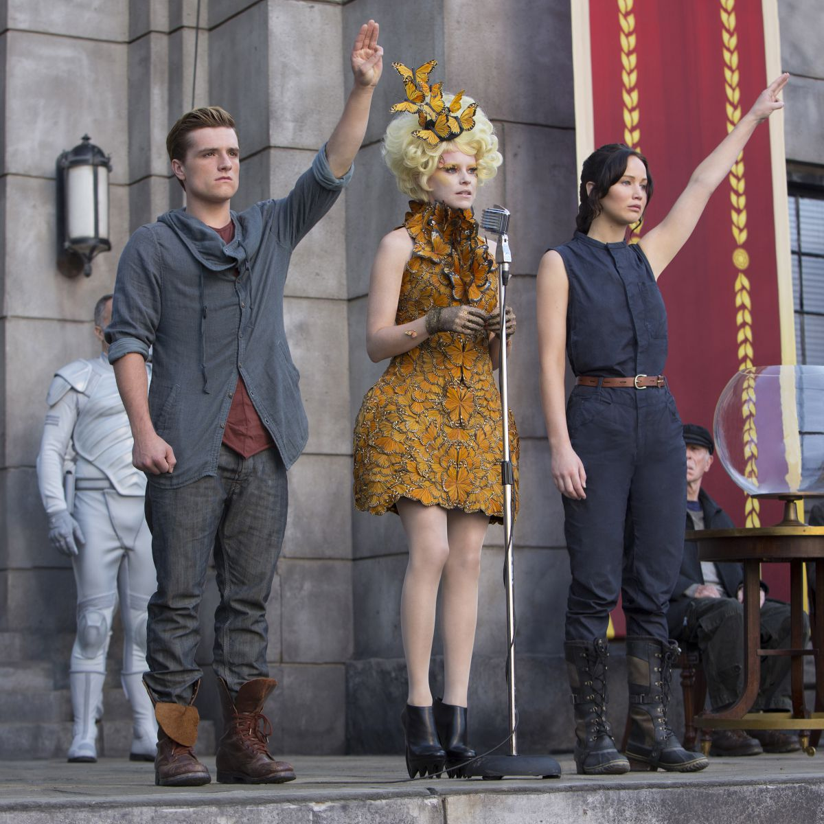 Biostip The Hunger Games Catching Fire