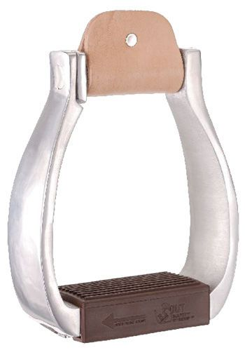 Tough-1 EZ Out Safety Stirrup
