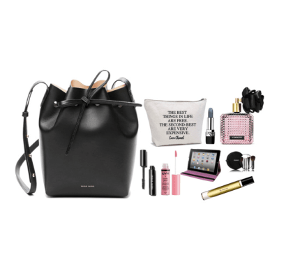 Add These Travel Size Items To Your Purse Instead & Travel Light