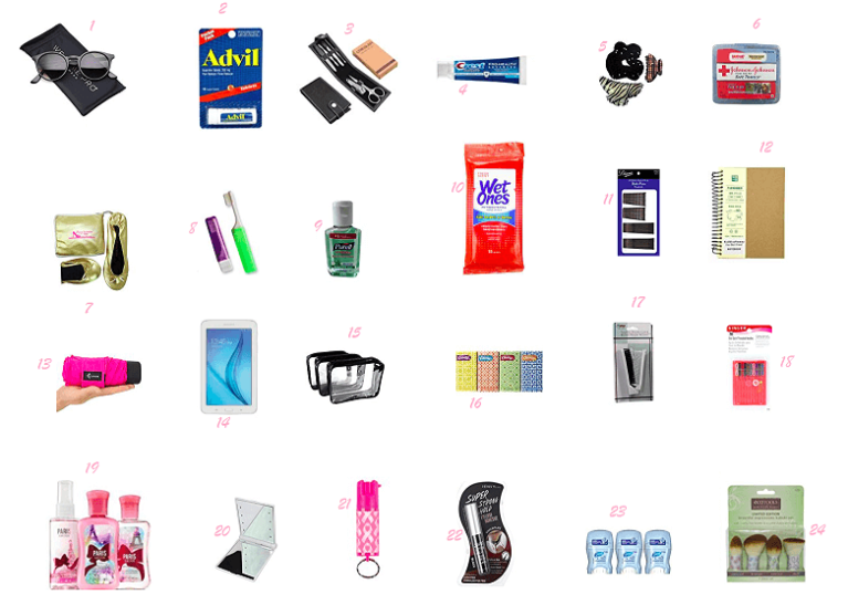 Add-these-travel-size-items-to-your-purse-instead-and-travel-light-Chiclypoised-Chiclypoised