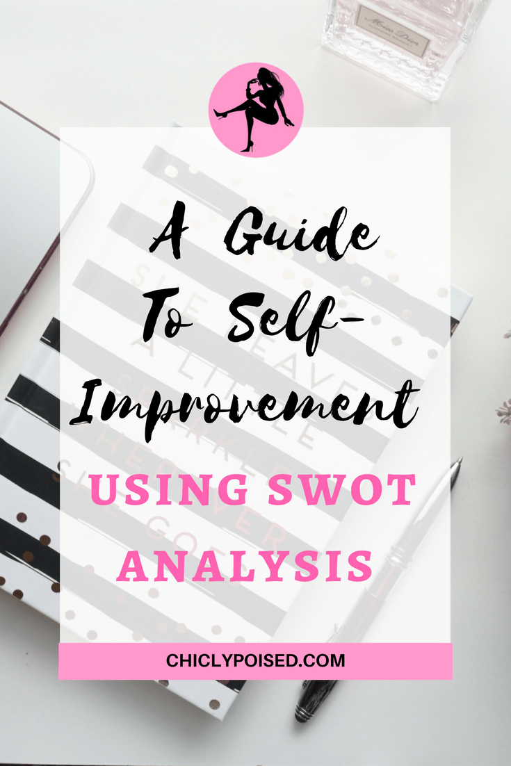 A Guide To Self-Improvement Using SWOT Analysis | Chiclypoised | Chiclypoised.com