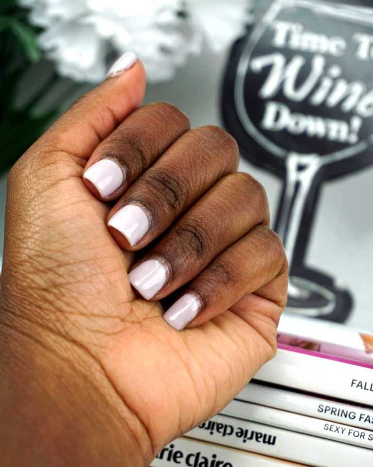 Self-Care DIY Gel Manicure At Home | Chiclypoised | Chiclypoised.com