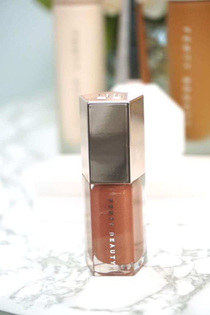 Fenty Lip Gloss Review | Chiclypoised Reviews | Chiclypoised.com