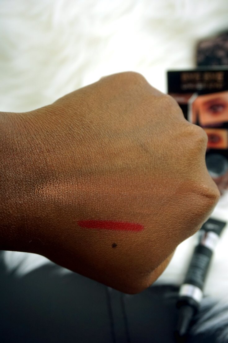 It Cosmetics Bye Bye Under Eye in Warm Deep Swatched | Chiclypoised.com