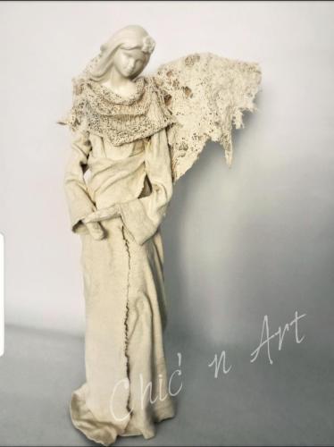 Ingeras Powertex @ Atelierul Chic'n Art