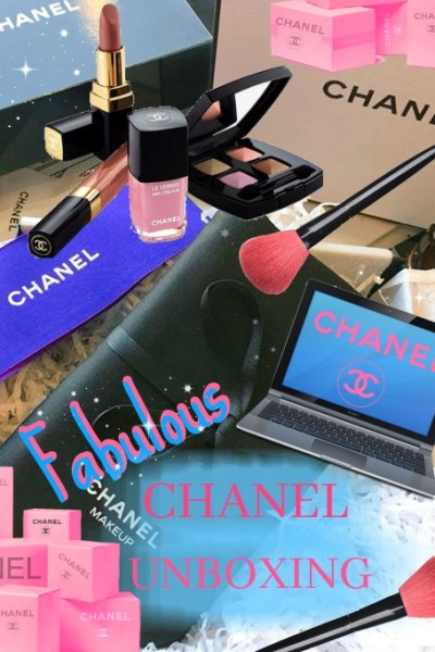 CHANEL BEAUTY UNBOXING