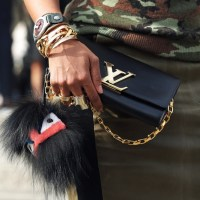 Fendi Fur Monster Charms