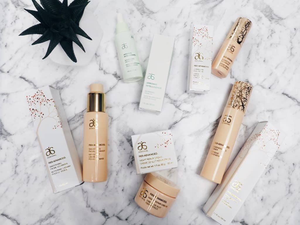 Arbonne RE9 Advanced Range