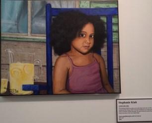 """Lemonade Girl"" by Stephanie Kiah."