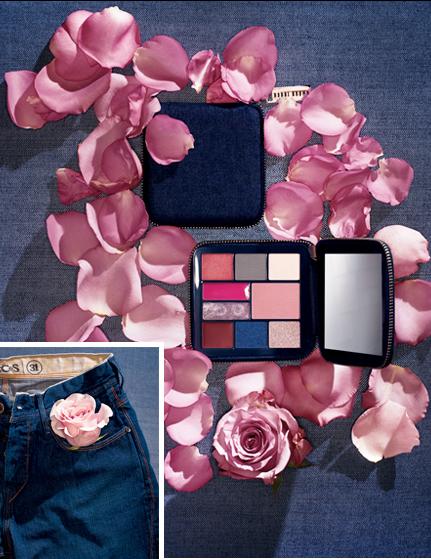 Bobbi Brown fall 2010 denim rose makeup collection Bobbi Brown Denim and Rose Makeup Collection for Fall 2010