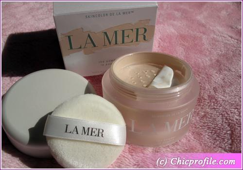 La Mer Pó coleção cor da pele pó sopro La Mer Pó da cor da pele comentário Collection, Fotos, Fotos & Swatches Makeup